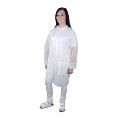 SPP plášť SYLVIE bílý