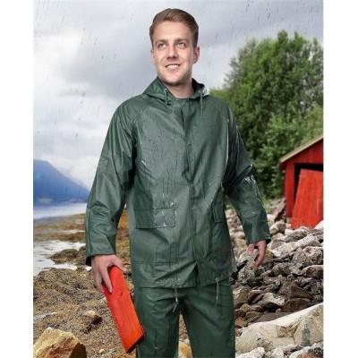 Oblek RAINMAN zelený DOPRODEJ