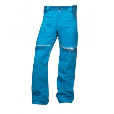 Kalhoty pas COOL TREND Středně modré prodloužené (46)