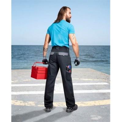 Kalhoty pas COOL TREND černé long (46)