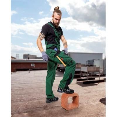 Kalhoty lacl VISION 03 zelené, 194 cm (48-50)